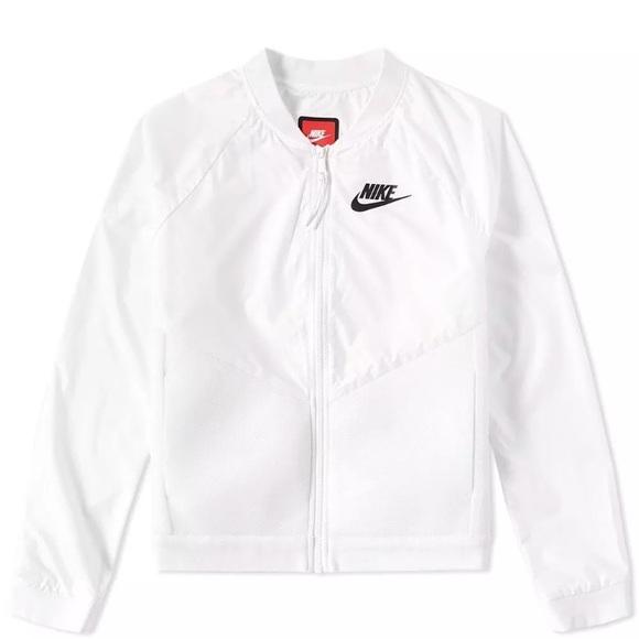 6c9cfcae68a7 Nike Tech Hypermesh Bomber Womens Sport Jacket XL.  M 5b25e36c4ab6334200de1d99